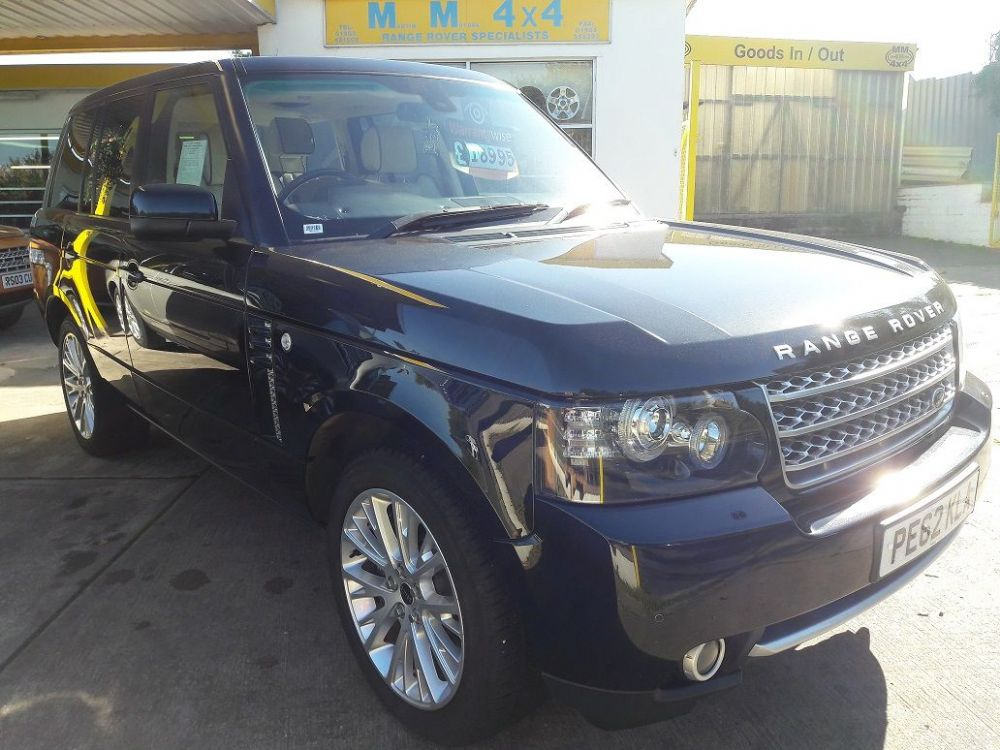 *** SOLD ***Range Rover Westminster 4.4 TDV8 Auto 2012